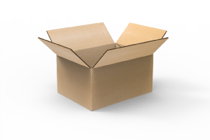Brown Standard Shipping Boxes